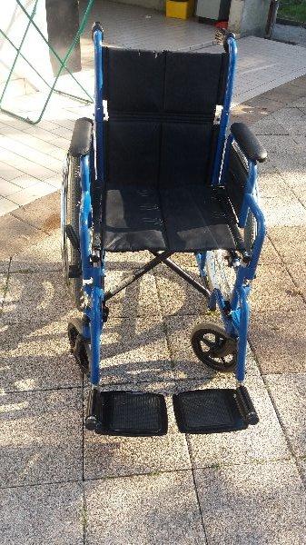 vendo sedia a rotelle a venezia in veicoli annunci