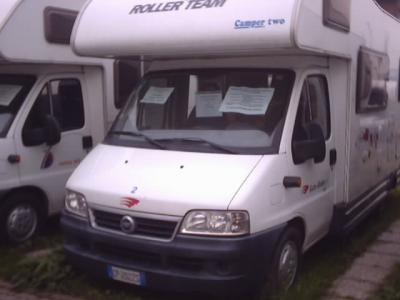 Camper usati tutta italia autos post for Subito it arredamento usato milano