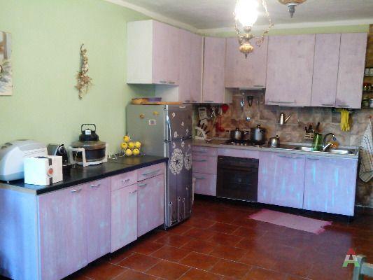 Vendo cucina completa color lavanda - Vendo cucina angolare ...
