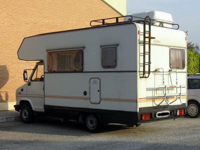 Camper mansardato 5 posti letto a padova in veicoli annunci - Pronto letto camper ...