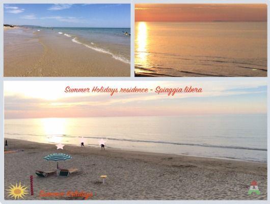 Casa vacanze al mare sul gargano a pochi passi spiaggia a for Subito it appartamenti arredati bari