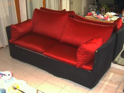 Carrello divano letto due cristalliere e mobile a - Subito it divano letto ...