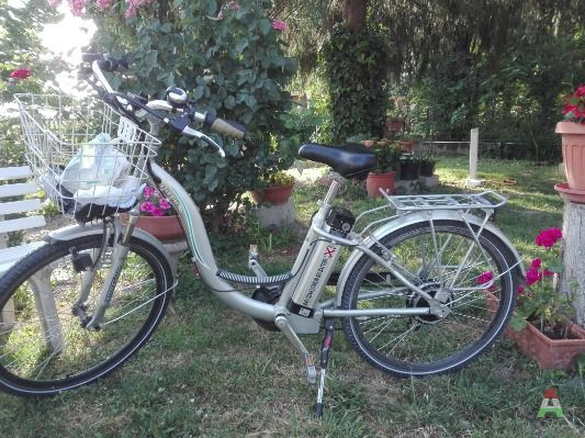 Bicicletta elettrica donna a Ferrara in Veicoli - Annunci ...